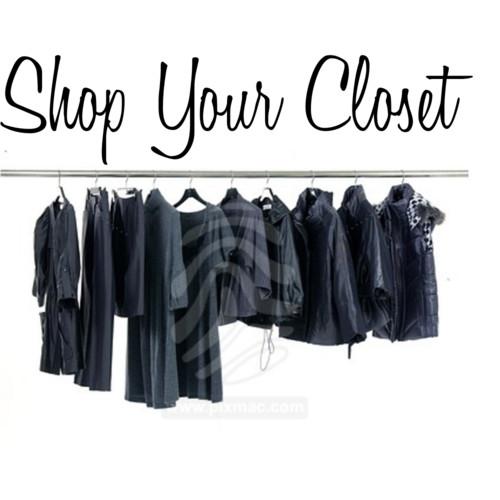Tag Archives: Shop Your Closet