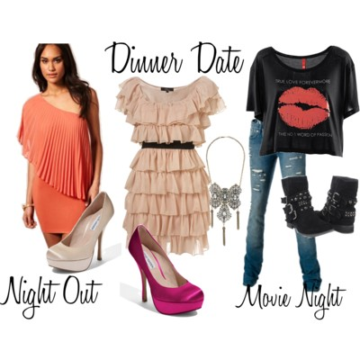 night out dance