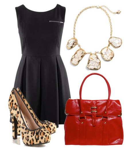 Try incorporating animal print in your accessories if you do not want to  wear it in dresses or tops. Just try to keep your outfit simple when you  plan to ... 1639b818a
